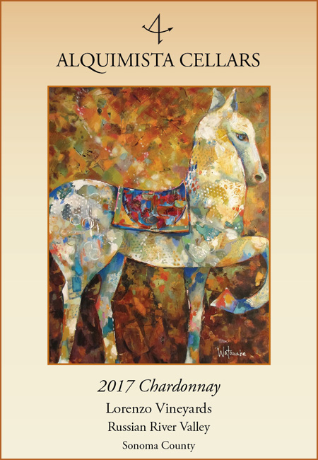 2017 Lorenzo Vineyard Chardonnay