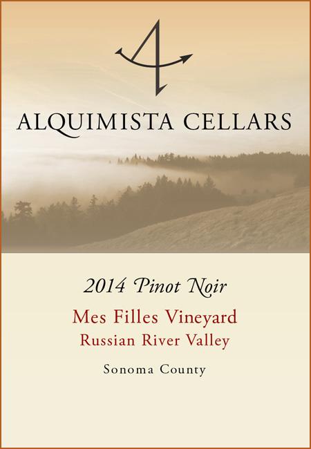 2014 Mes Filles Pinot Noir