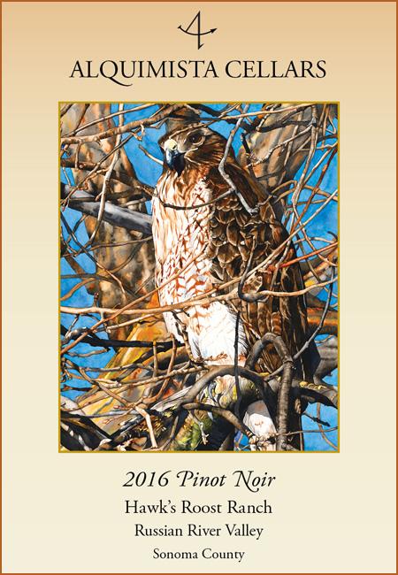 2016 Hawks Roost Pinot Noir