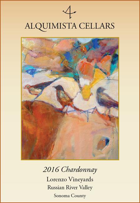 2016 Lorenzo Chardonnay