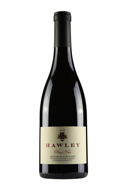 2016 Pinot Noir, Oehlman Vineyard