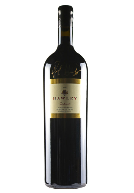 2016 Zinfandel, Ponzo Vineyard 3L Double Magnum