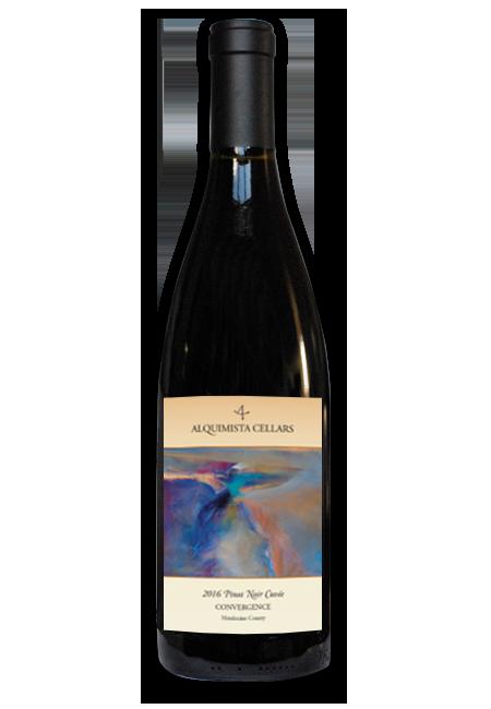 2016  CONVERGENCE Pinot Noir Cuvée
