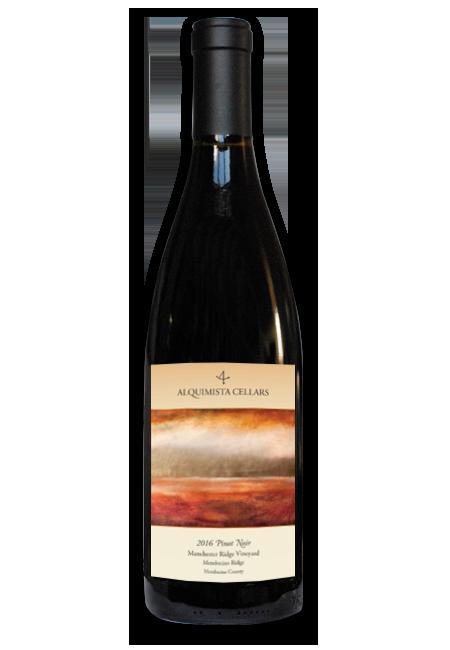 2016 Manchester Ridge Pinot Noir