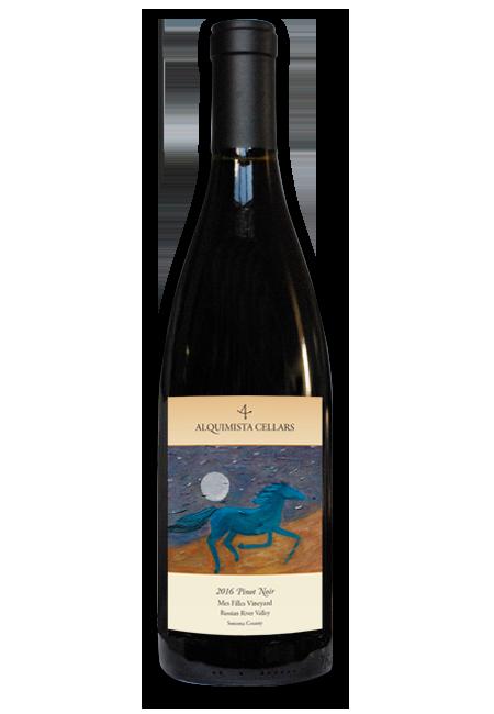 2016 Mes Filles Pinot Noir