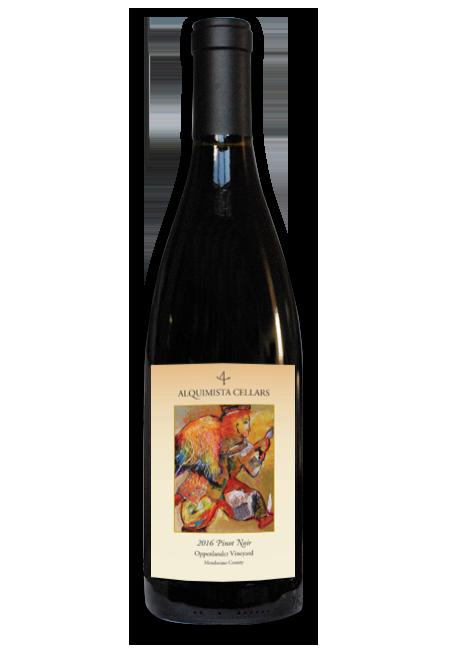 2016 Oppenlander Pinot Noir