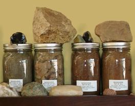 Sangiovese Soil Samples