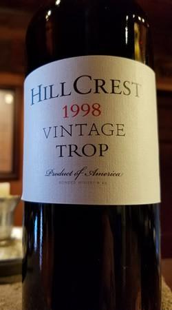 1998 Vintage Trop/Port