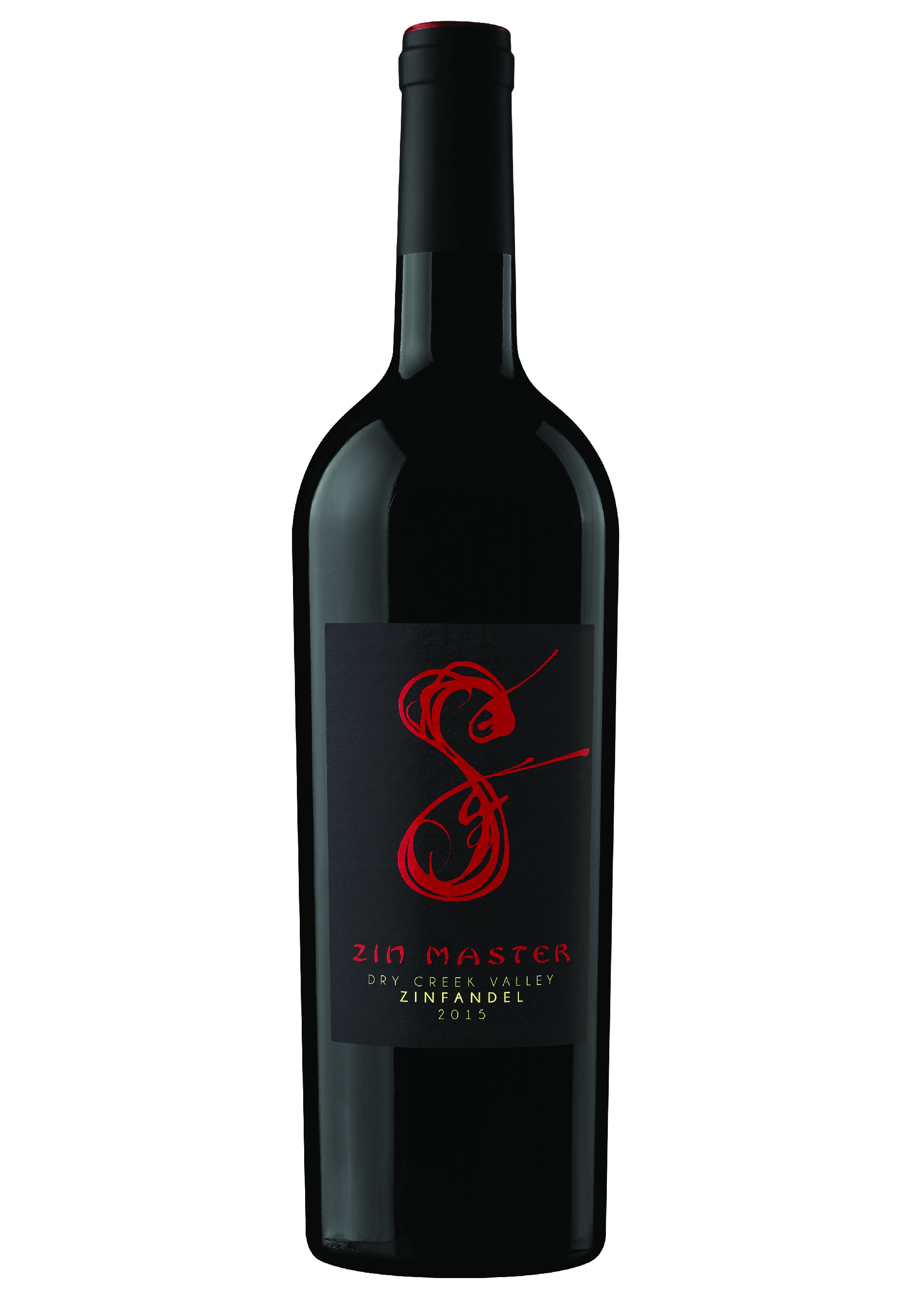 2015 Zin Master Zinfandel Dry Creek Valley
