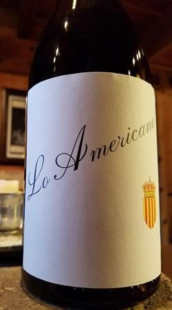 2012 Lo Americano