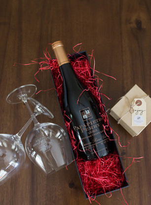 Deluxe Yet Simple Gift Package