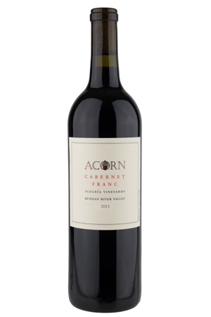 2015 Cabernet Franc Alegría Vineyards