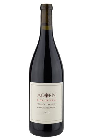 2015 Dolcetto Alegría Vineyards