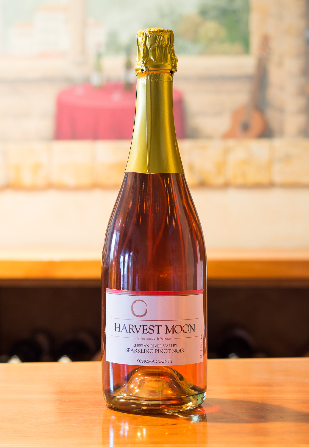 Estate Dry Sparkling Pinot Noir Rose 2017