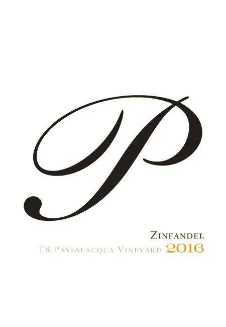 2016 TR Passalacqua Zinfandel