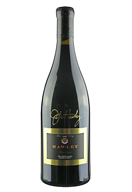 2016 Reserve Petite Sirah, Dry Creek Valley 3L Double Magnum *Sold Out*
