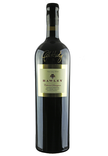2014 Estate Cabernet Sauvignon, Hawley Vineyard 3L Double Magnum