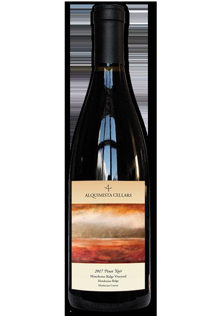 2017 Manchester Ridge Pinot Noir