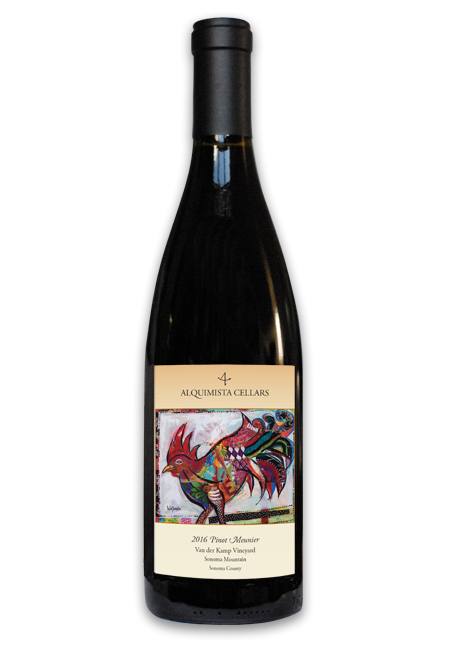 2016 van der Kamp Pinot Meunier - SOLD OUT