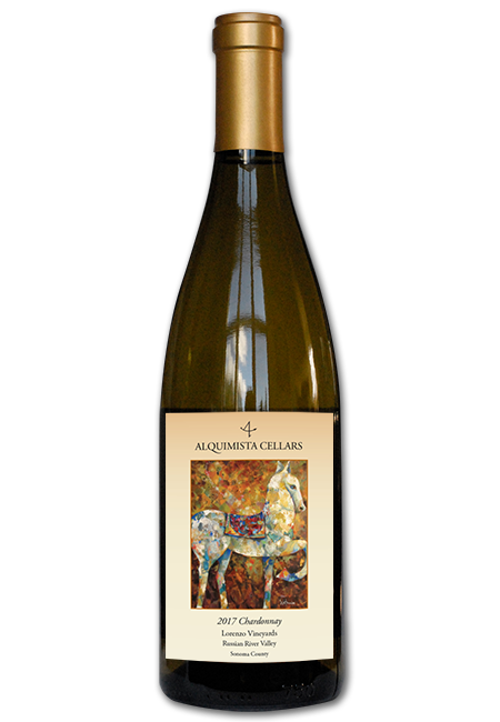 2017 Lorenzo Chardonnay - SOLD OUT