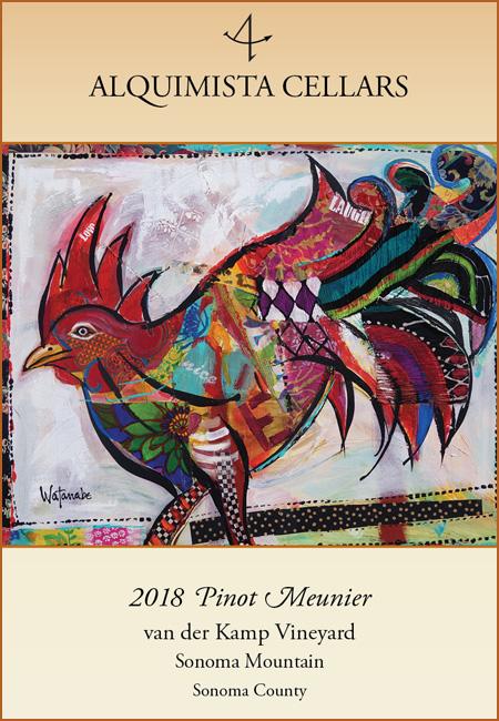 2018 van der Kamp Vineyard Pinot Meunier