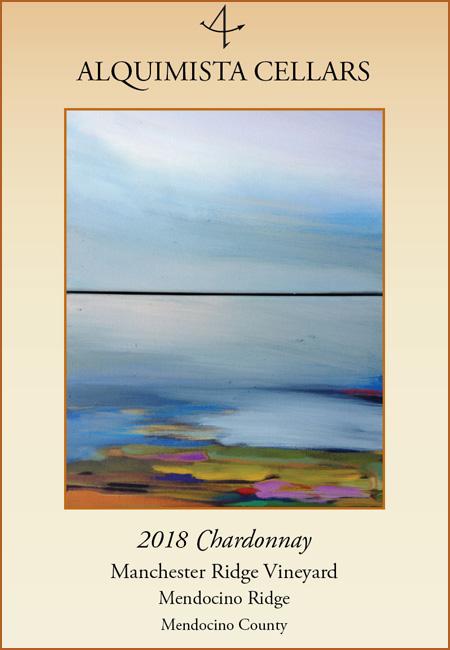 2018 Manchester Ridge Vineyards Chardonnay