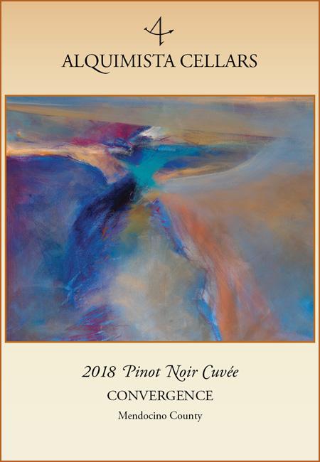 2018 CONVERGENCE Pinot Noir Cuvée