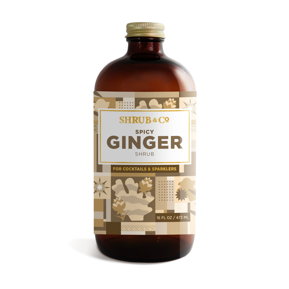 Shrubs - Ginger