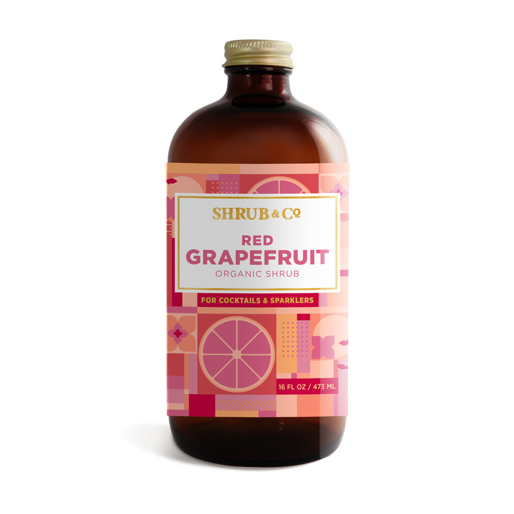 Shrubs - Grapefruit