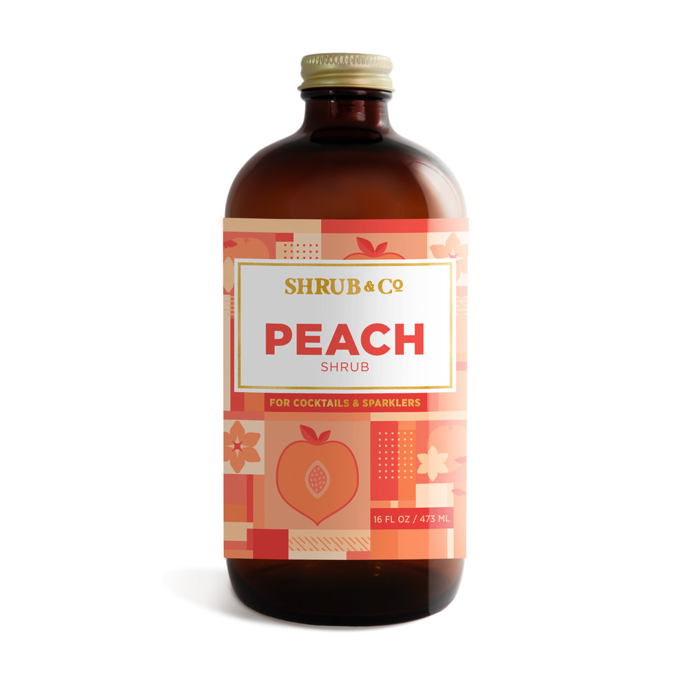 Shrubs - Peach