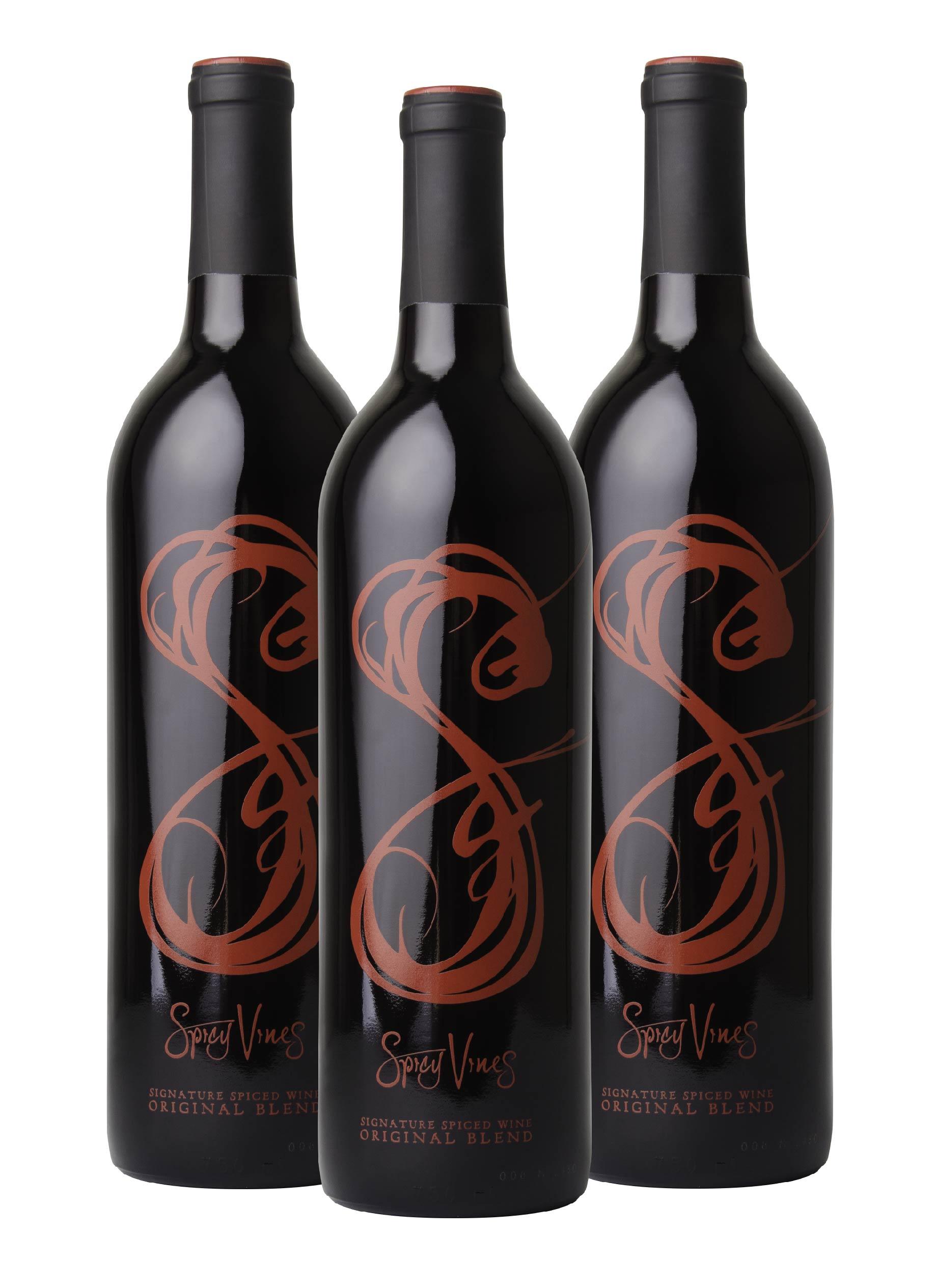 *3 BOTTLES - 15% OFF* - Spiced Wine