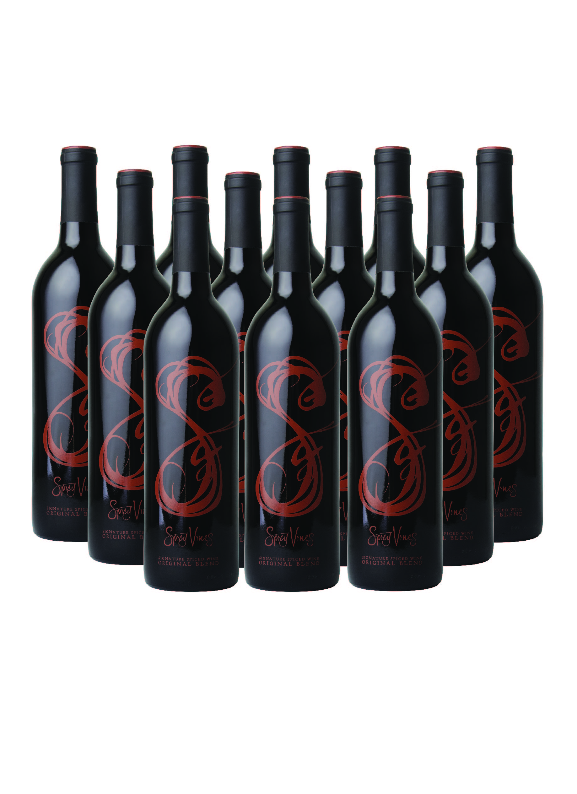 *FULL CASE - 35% OFF* - Spiced Wine