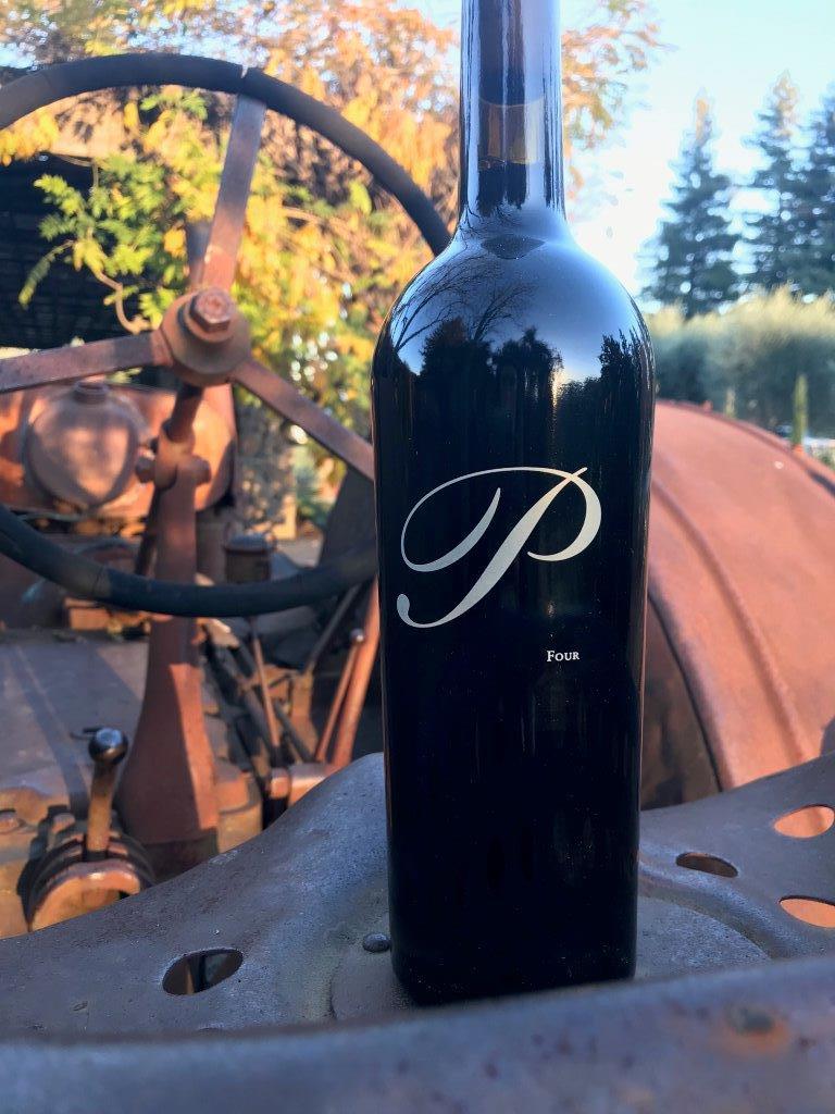 2015 TR Passalacqua Cabernet Sauvignon, Block 4