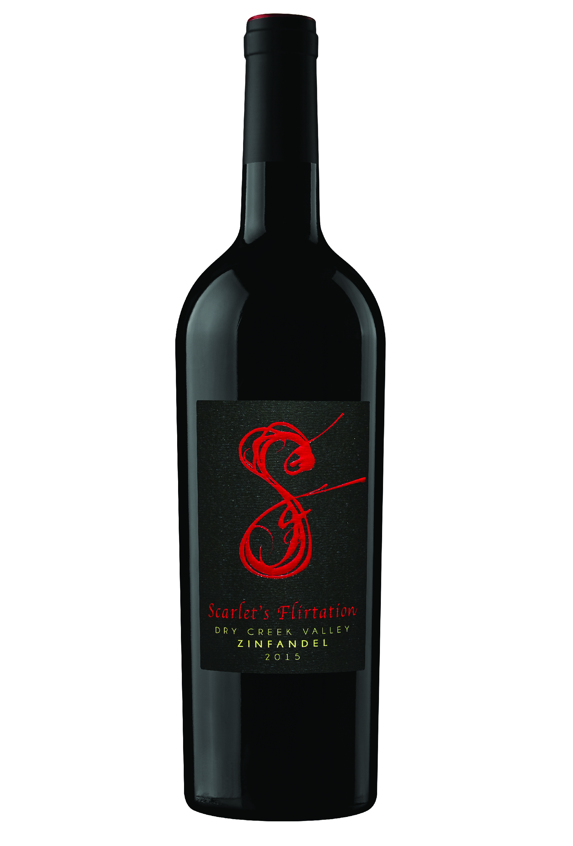 2015 Scarlet's Flirtation Zinfandel, Dry Creek Valley