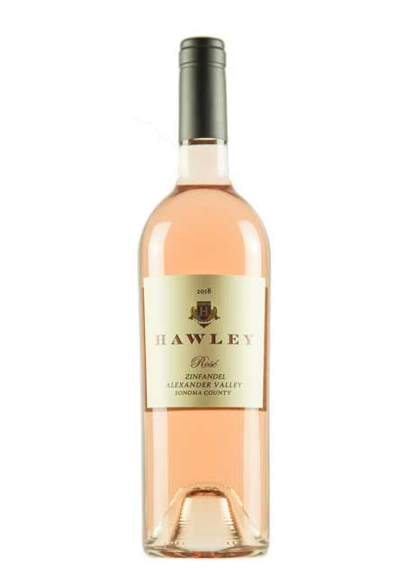 2018 Rose of Zinfandel, Alexander Valley