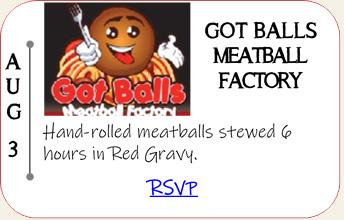 Got Balls Meatballs