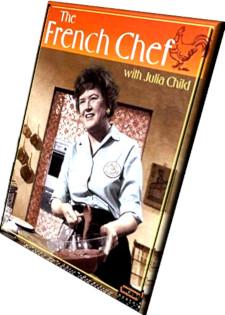Julia Child The French Chef book