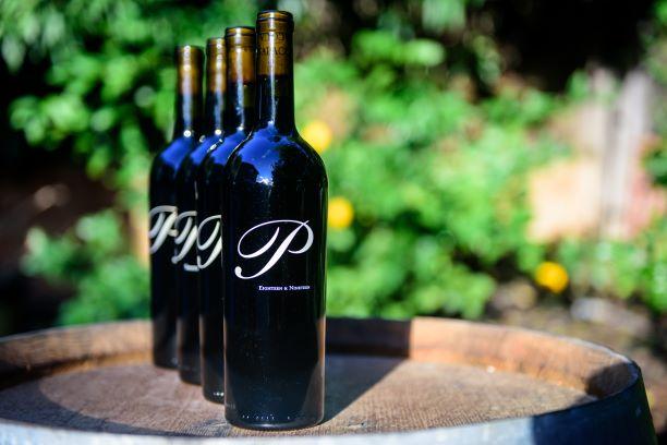 2012 TR Passalacqua Cabernet Sauvignon, Blocks 18 & 19