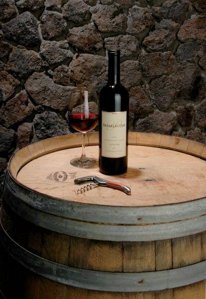 2011 TR Passalacqua Vineyard Cabernet Sauvignon, Block 2