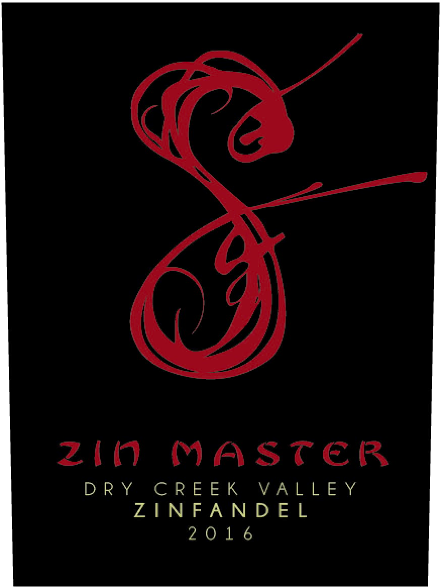FUTURE ORDER *6-Pak* 2016 Zin Master Zinfandel