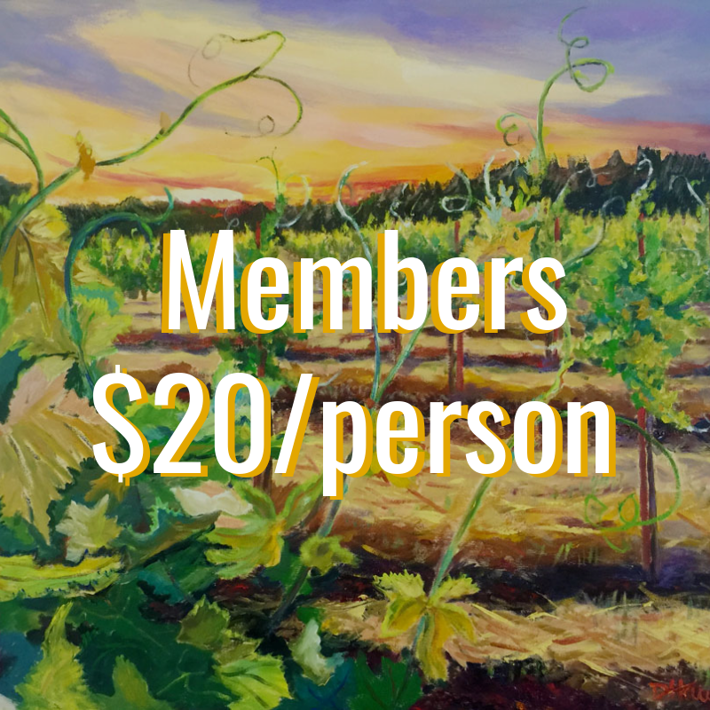Spring Release Tickets Wine Club Members