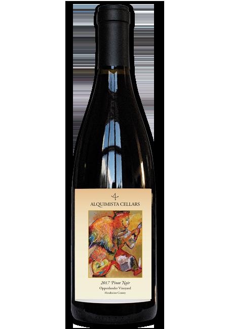 2017 Oppenlander Pinot Noir