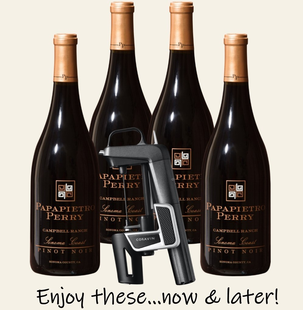 Campbell Ranch Vertical & Coravin