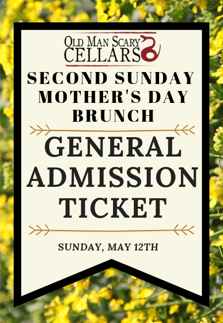 Second Sunday Brunch May General Admission
