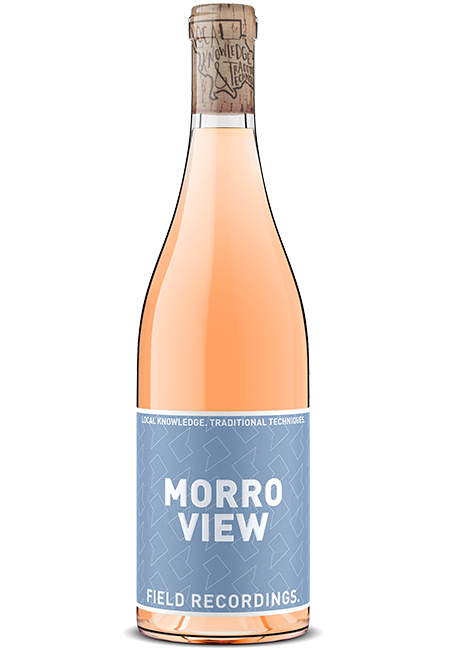 2018 Morro View Rose of Pinot Noir