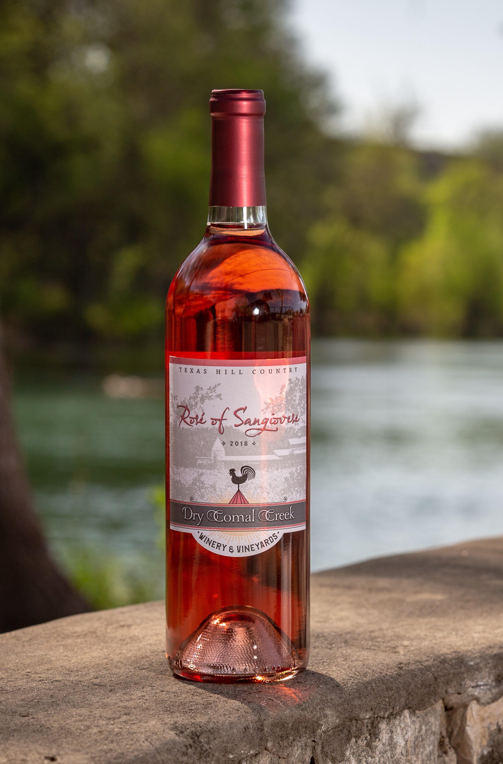 2018 Rose of Sangiovese