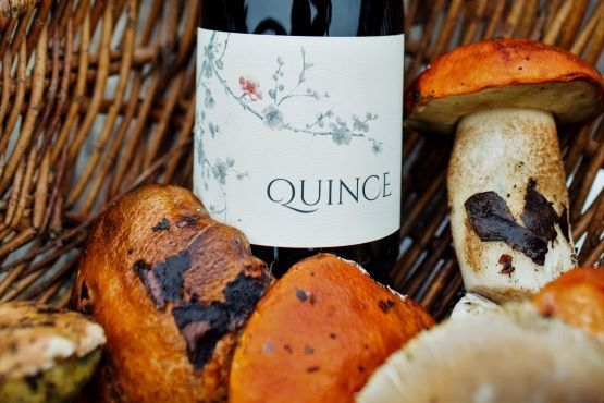 Bottle of Quince