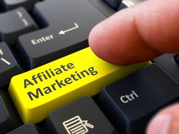 Affilliate Marketing Keyboard