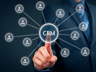CRM2 Guy Pointing