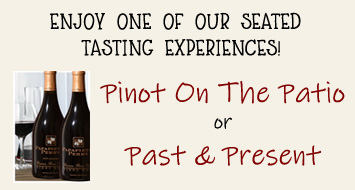 TRY ONE OF OUR <br> SEATED TASTINGS!